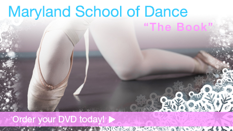 "Maryland School of Dance Presents ""The Book"""
