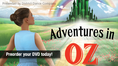 "District Dance Presents ""Adventures in Oz"""