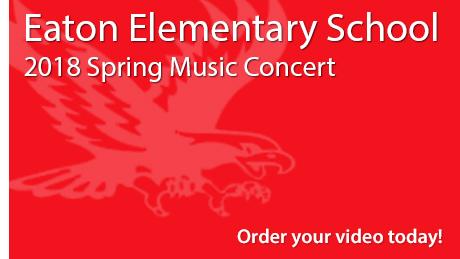 2018 Eaton Elementary School Spring Music Concert