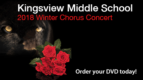 2018 Kingsview Winter Chorus Concert