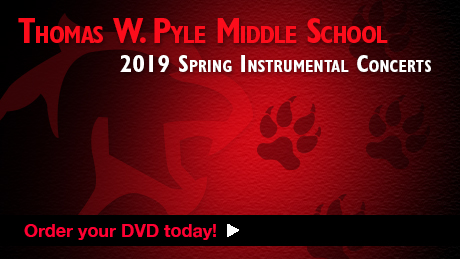 2019 Thomas W. Pyle Spring Instrumental Concerts
