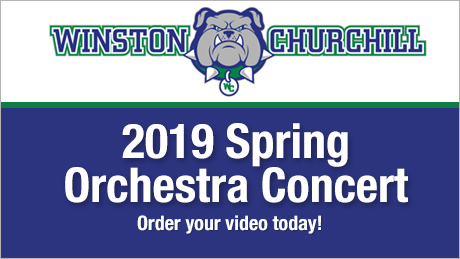 2019 Winston Churchill High School Spring Orchestra Concert