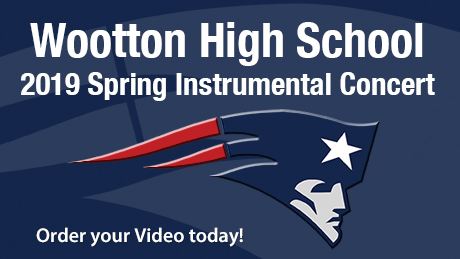 2019 Wootton High School Spring Instrumental Concert