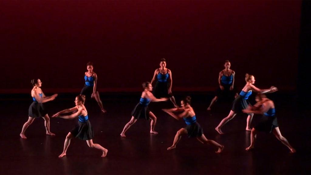 "2017 Georgetown University Dance Company Presents ""OffBalance"""