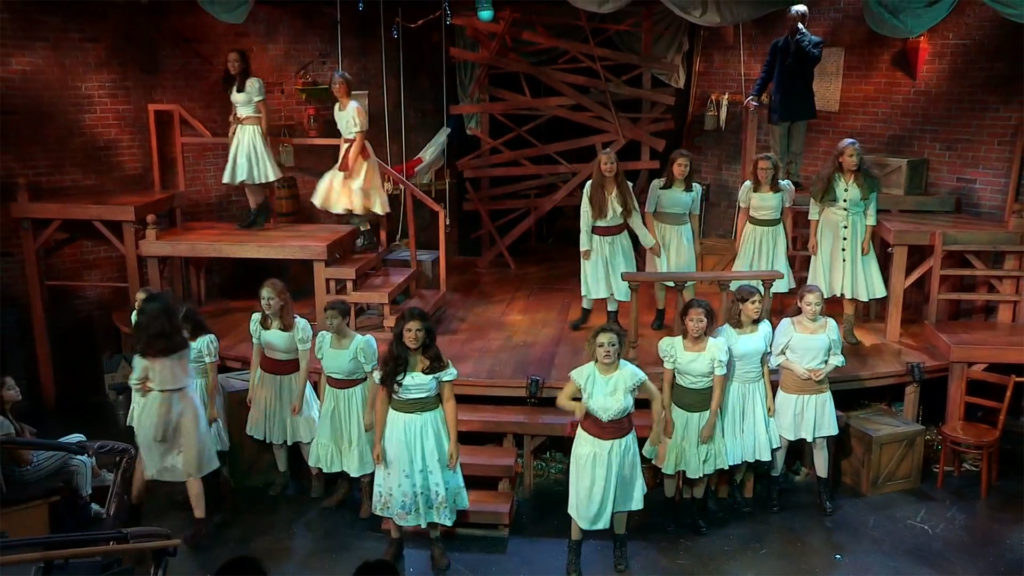 "2018 ATMTC Student Productions Presents ""Les Miserables"" School Edition"