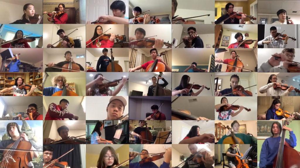 2020 Wootton High School Virtual Orchestra Performance